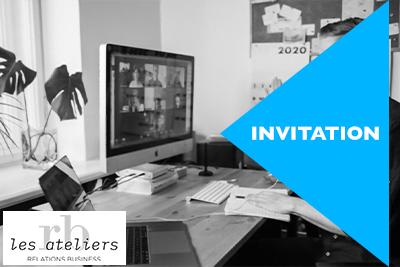 Invitation atelier RB #14