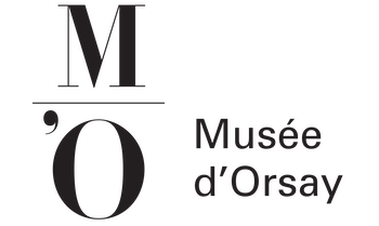Logo musée d'Orsay, le cercle des Femmes Mécènes du Musée d'Orsay